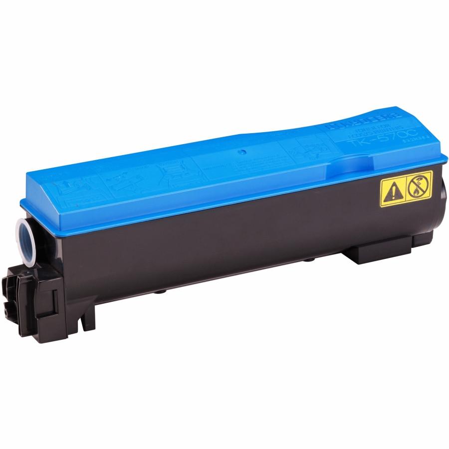 Kyocera TK-570C Toner Cartridge - Cyan