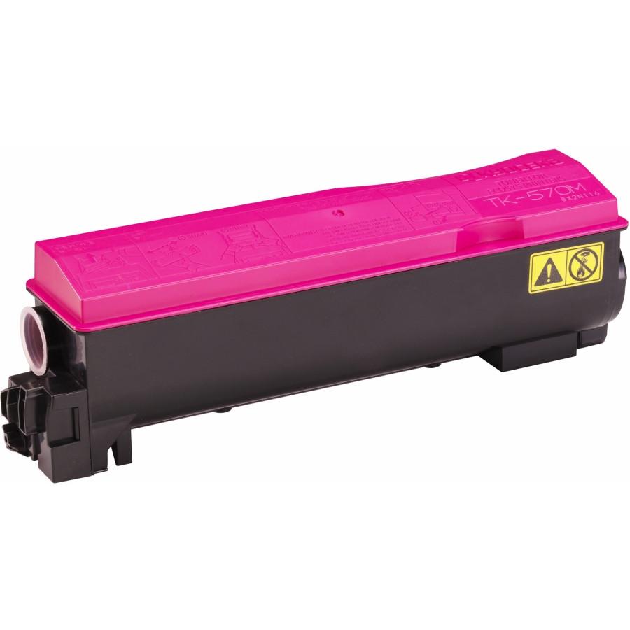 Kyocera TK-570M Toner Cartridge - Magenta