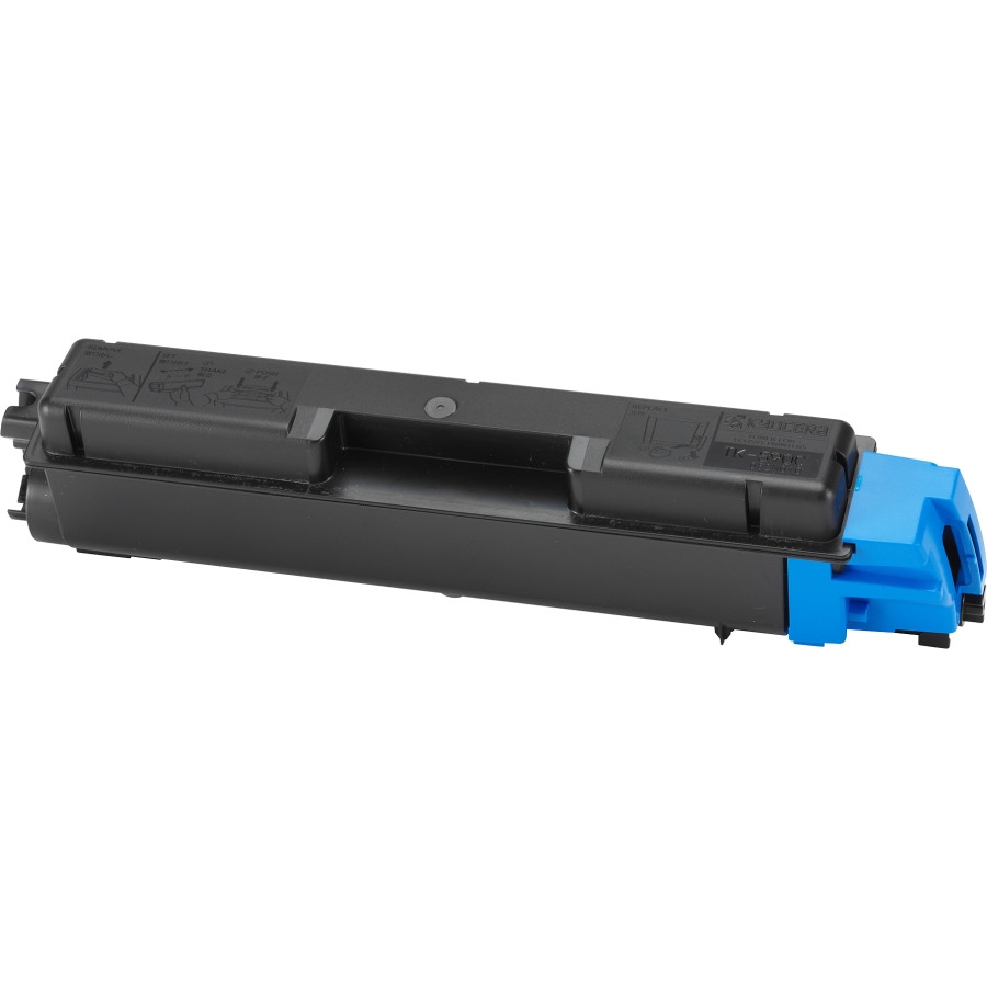 Kyocera TK-590C Toner Cartridge - Cyan