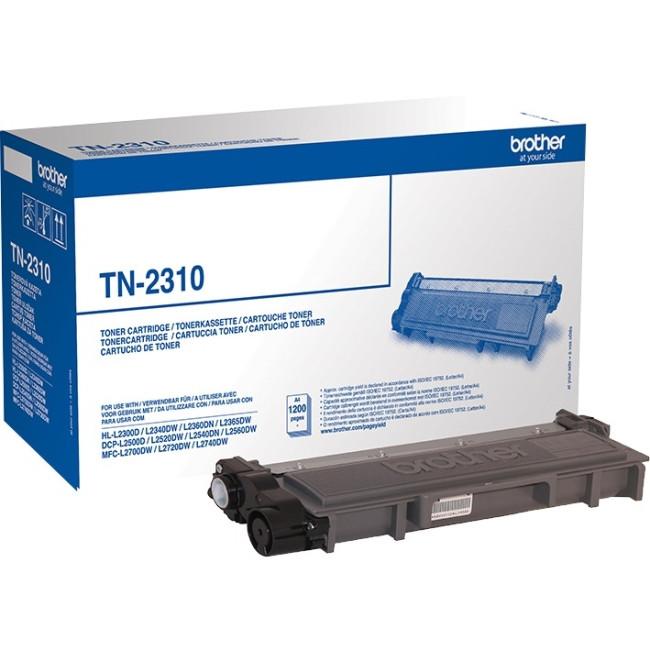 Brother TN-2310 Toner Cartridge - Black