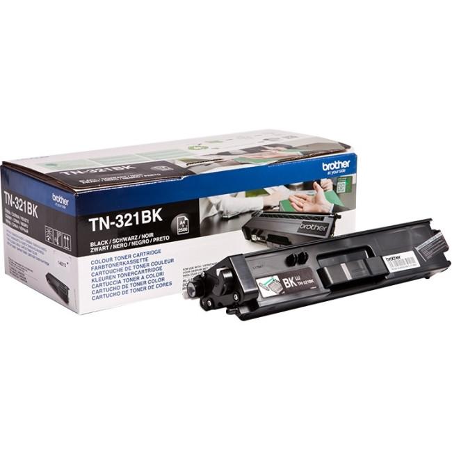 Brother TN-321BK Toner Cartridge - Black