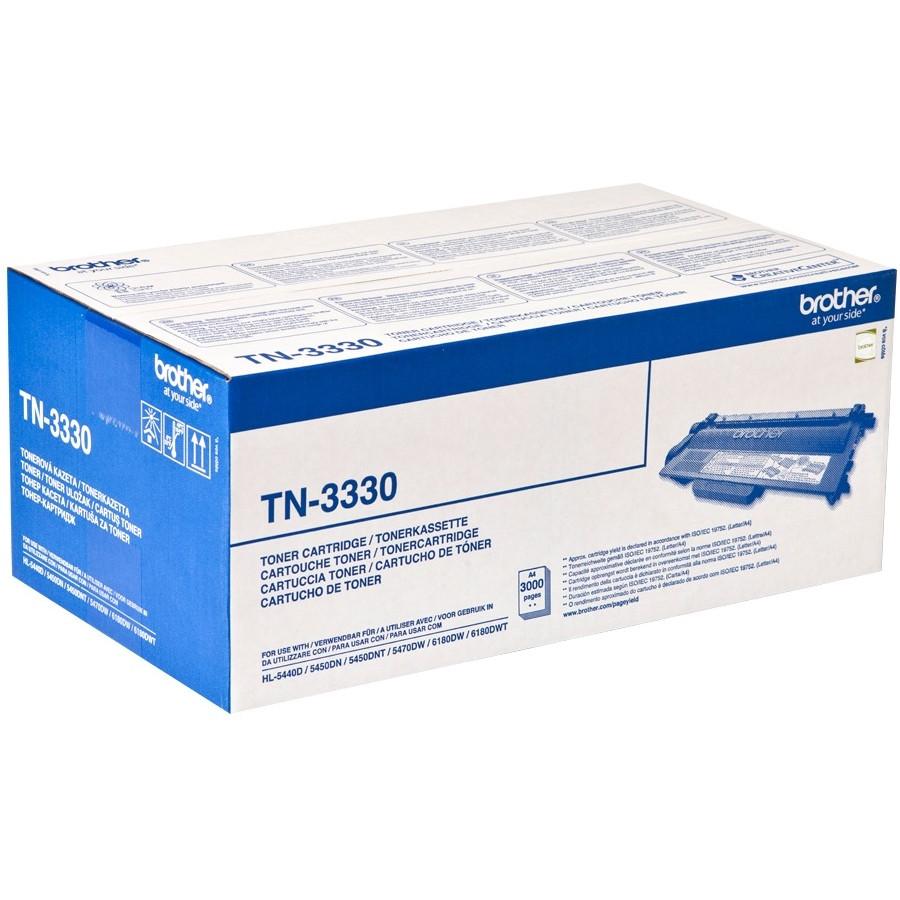 Brother TN-3330 Toner Cartridge - Black
