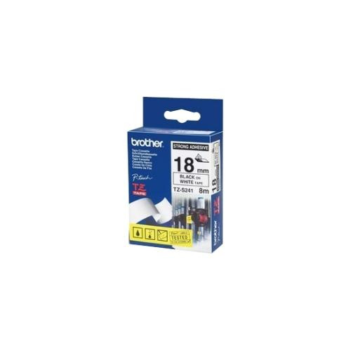 Brother TZES241 Label Tape - 19.05 mm Width - 1 Each