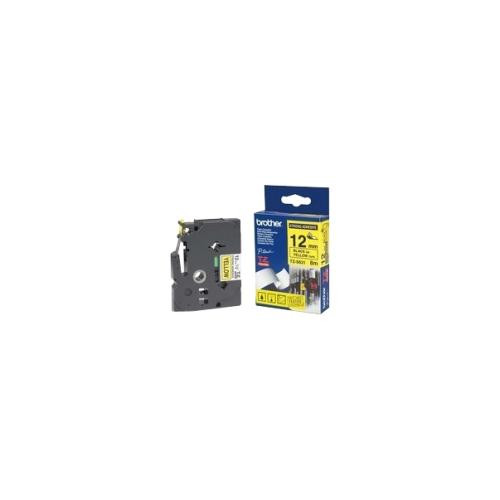 Brother TZES631 Label Tape - 12.70 mm Width - 1 Each