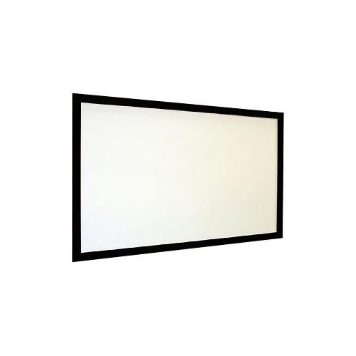 "Euroscreen Frame Vision Light VL180-W Fixed Frame Projection Screen - 205.7 cm (81"") - 16:9 - Wall Mount"