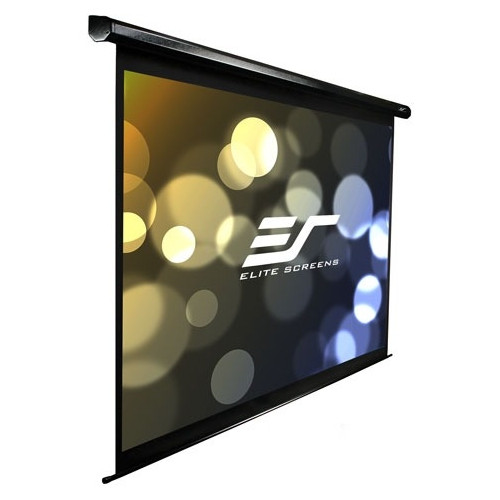 """Elite Screens VMAX2 VMAX150XWH2 Electric Projection Screen - 381 cm (150"""") - 16:9 - Wall/Ceiling Mount"""