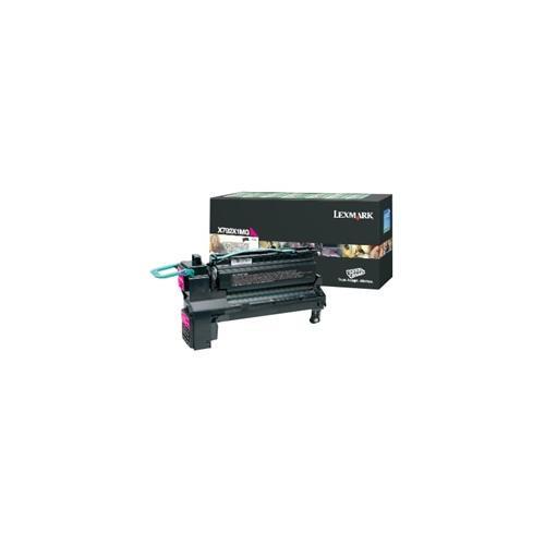 Lexmark X792X1MG Toner Cartridge - Magenta