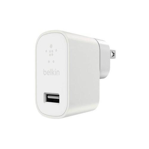 Belkin MIXIT↑ F8M731 AC Adapter for iPhone, Tablet PC, iPad, USB Device, Smartphone