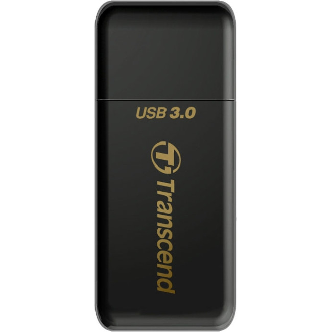 Transcend RDF5 Flash Reader - USB 3.0 - External