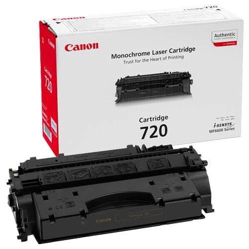 Canon CRG-720 Toner Cartridge - Black
