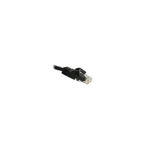 C2G 83414 20m Cat6 550 MHz Snagless Patch Cable - Black