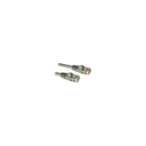 C2G 83141 1m Cat5E 350 MHz Snagless Patch Cable - Grey