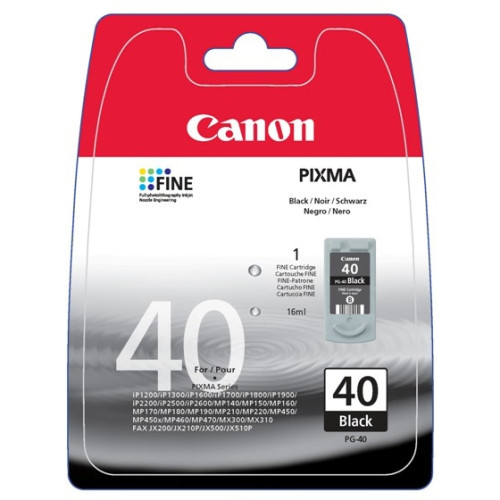 Canon 0615B001 Ink Cartridge - Black