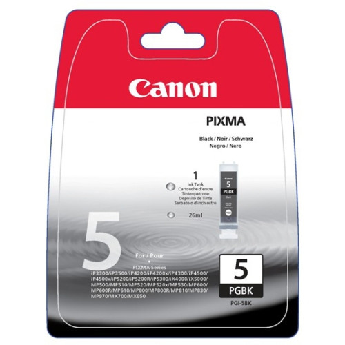 Canon 0628B001 Ink Cartridge - Black