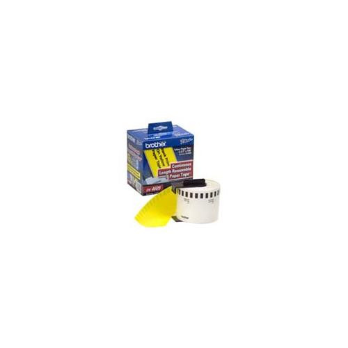Brother DK44605 Label Tape - 62 mm Width x 30.48 m Length