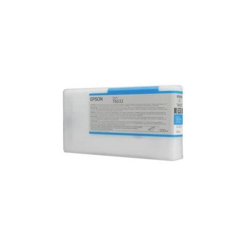 Epson UltraChrome HDR C13T653200 Ink Cartridge - Cyan