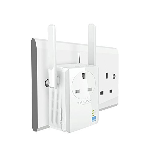 TP-LINK TL-WA860RE IEEE 802.11n 300 Mbit/s Wireless Range Extender - ISM Band