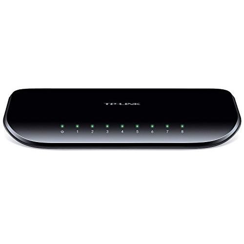 TP-LINK TL-SG1008D-V6 8 Port Gigabit Desktop Switch