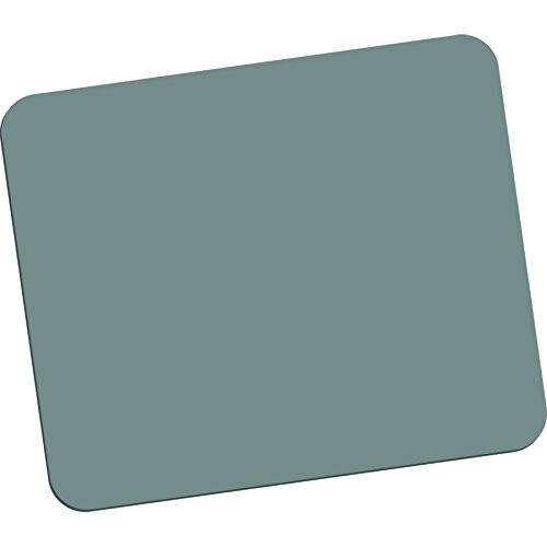 Fellowes Solid Colour Mouse Pad - Silver