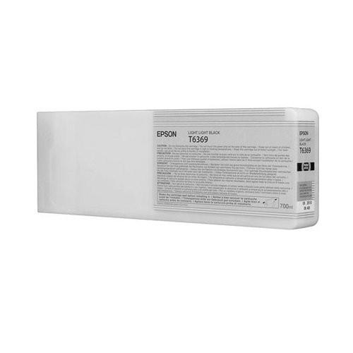 Epson UltraChrome HDR T6369 Ink Cartridge - Light Light Black