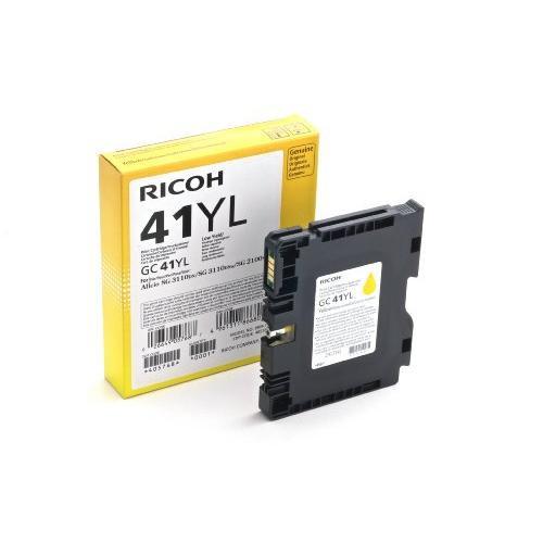 Ricoh Ink Cartridge - Yellow