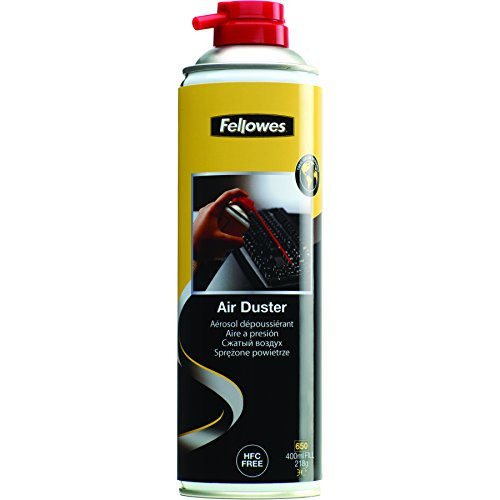 Fellowes 9977804 Air Duster for Printer, Keyboard, Electrical Equipment
