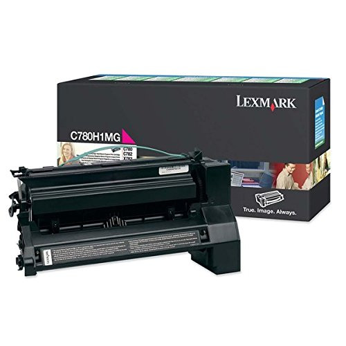Lexmark 0C780H1MG Toner Cartridge - Magenta