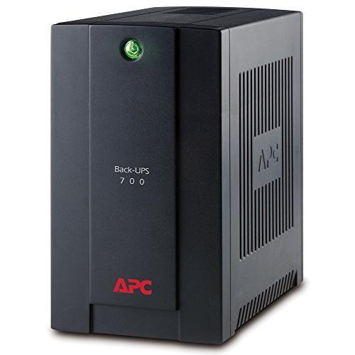 APC Back-UPS Line-interactive UPS - 700 VA 390 WTower