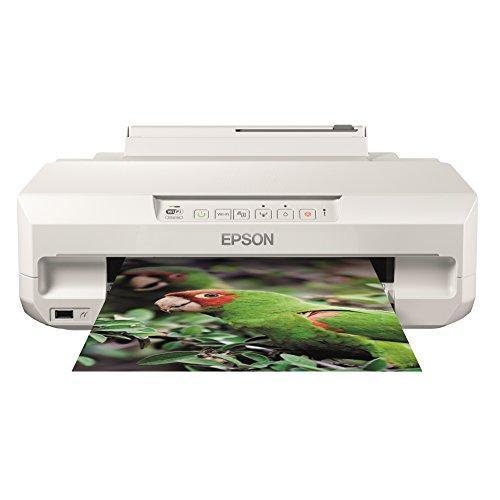 Epson Expression Photo XP-55 Inkjet Printer - Colour - 5760 x 1400 dpi Print - Photo/Disc Print - Desktop