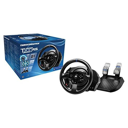 Thrustmaster T300 RS Official Force Feedback wheel (PS4/PS3/PC DVD)