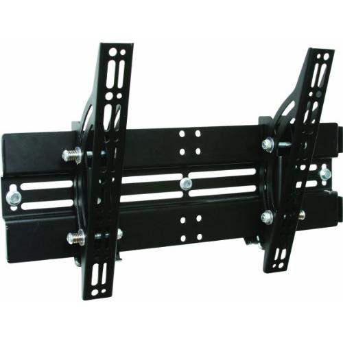 B-Tech BT8431 Flat Screen Wall Mount with Tilt Up to 50 inch TV - Black