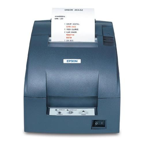 EPSON C31C514057A0 TM-U220 1ST IMPACT PACKAGED NES EDG WITH PS I/F-UB-U03 IN - (Printers > Point of Sale Printers)