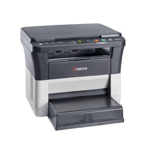 Kyocera Ecosys FS-1220MFP Laser Multifunction Printer - Monochrome - Plain Paper Print - Desktop