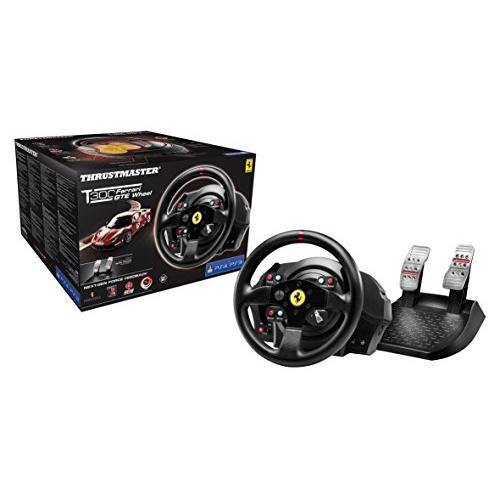 Thrustmaster T300 Ferrari GTE Official Force Feedback wheel (PS4/PS3/PC DVD)