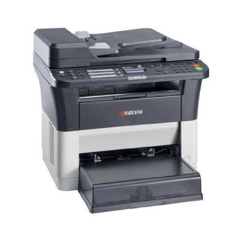 Kyocera Ecosys FS-1325MFP Laser Multifunction Printer - Monochrome - Plain Paper Print - Desktop