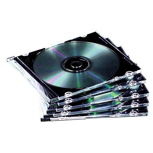 Fellowes 9833801 Optical Disc Case