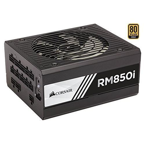 Corsair RMi Series RM850i ATX/EPS Fully Modular 80 PLUS Gold 850 W Power Supply Unit