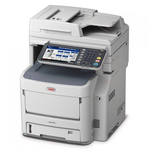 Oki MC700 MC760DN LED Multifunction Printer - Colour - Plain Paper Print - Desktop