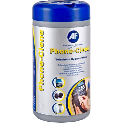 AF Phone-Clene Cleaning Wipe Tub