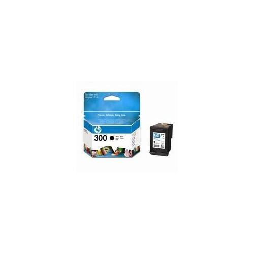 HP 300 Ink Cartridge - Black