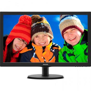 "Philips 223V5LSB2 54.6 cm (21.5"") LED Monitor - 16:9 - 5 ms"