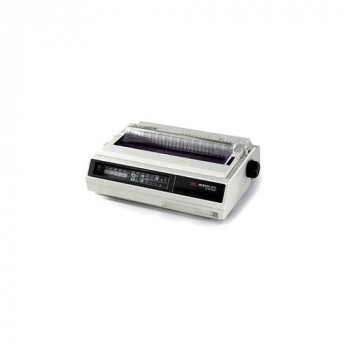 Oki MICROLINE 3410 Dot Matrix Printer - Monochrome