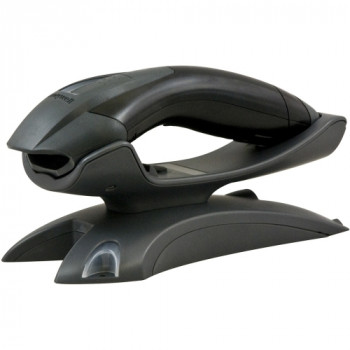 Honeywell Voyager 1202g-2 Handheld Barcode Scanner - Wireless Connectivity - Black