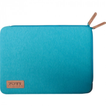 """Port Torino Carrying Case (Sleeve) for 35.6 cm (14"""") Notebook - Turquiose"""