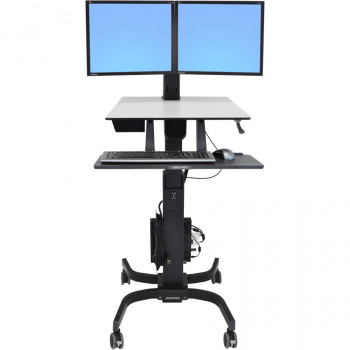 Ergotron WorkFit-C 24-214-085 Computer Stand