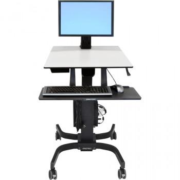 Ergotron WorkFit-C 24-215-085 Computer Stand