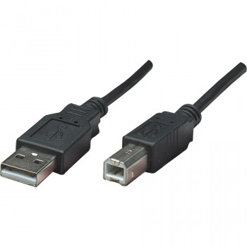 Manhattan 333382 3m Hi-Speed USB Device Cable