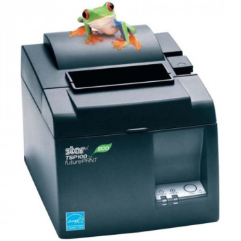 Star Micronics futurePRNT TSP143IIU ECO Direct Thermal Printer - Monochrome - Wall Mount - Receipt Print