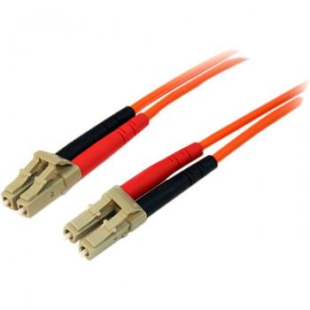 StarTech.com 5m Multimode 50/125 Duplex Fiber Patch Cable LC - LC