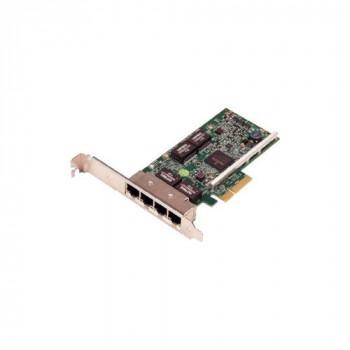 Dell 5719 QP Gigabit Ethernet Card for Server
